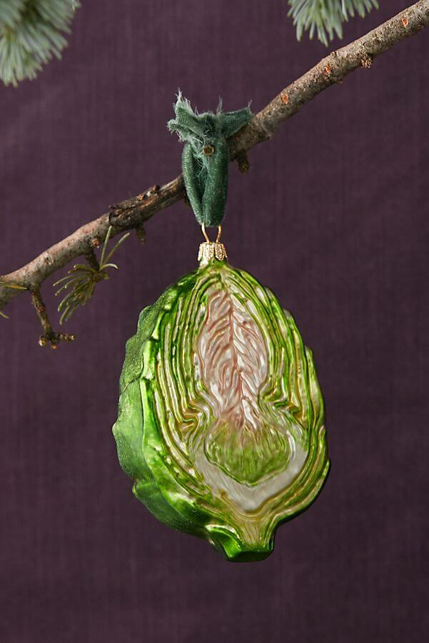 artichoke ornament